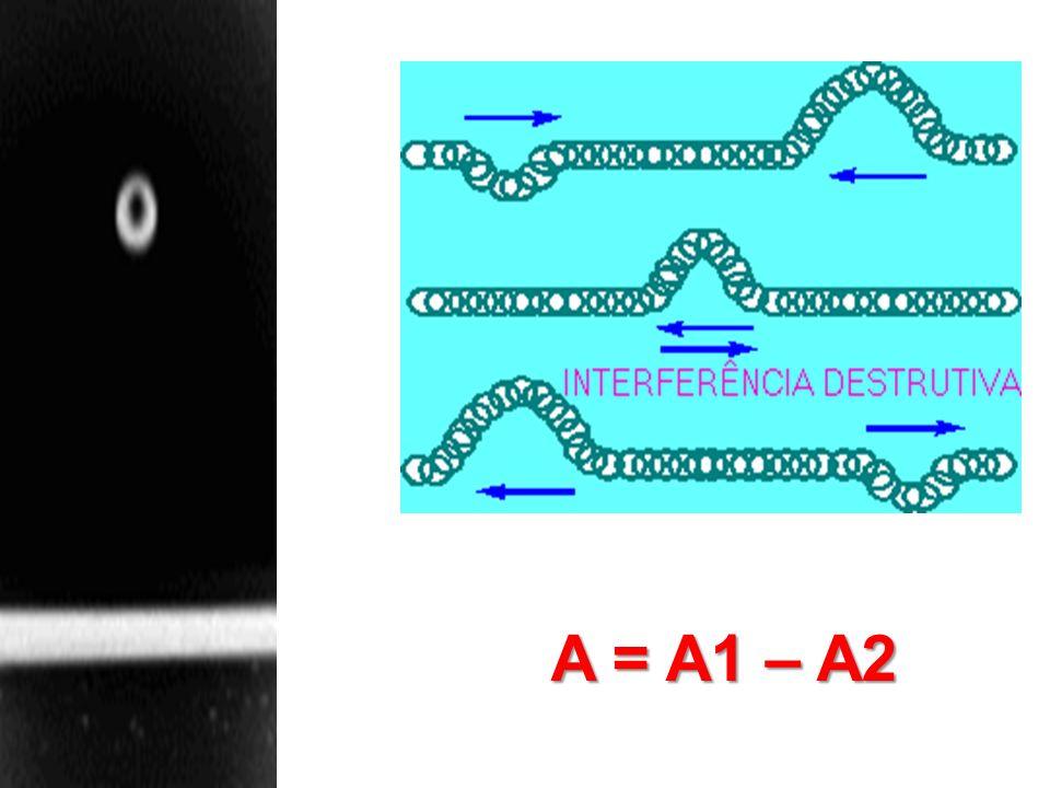 A = A1 – A2