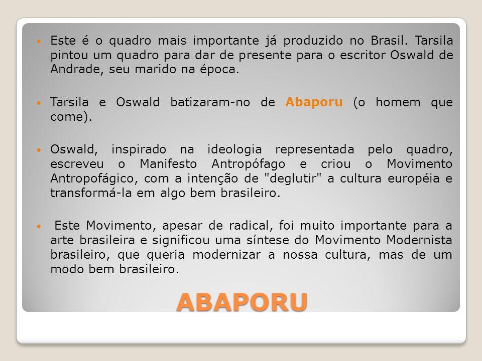 Este é o quadro mais importante já produzido no Brasil