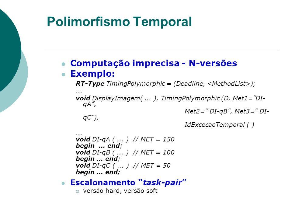 Polimorfismo Temporal