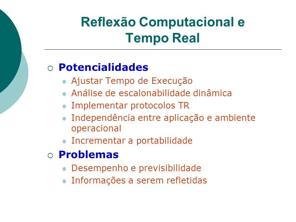Reflexão Computacional e Tempo Real