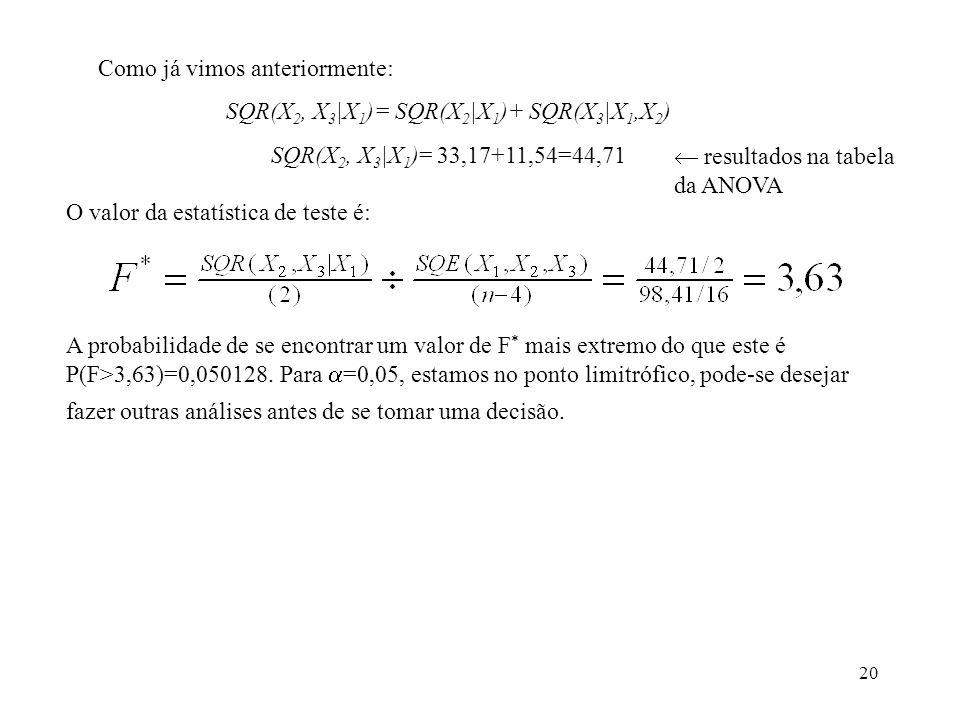 SQR(X2, X3|X1)= SQR(X2|X1)+ SQR(X3|X1,X2)