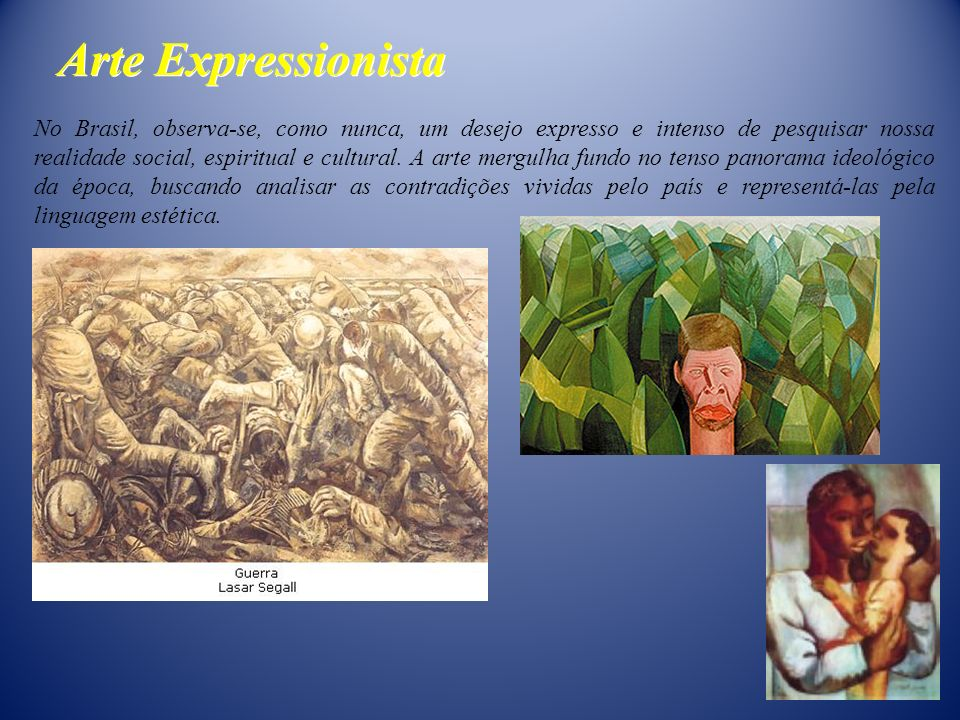 Arte Expressionista