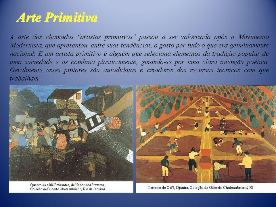 Arte Primitiva