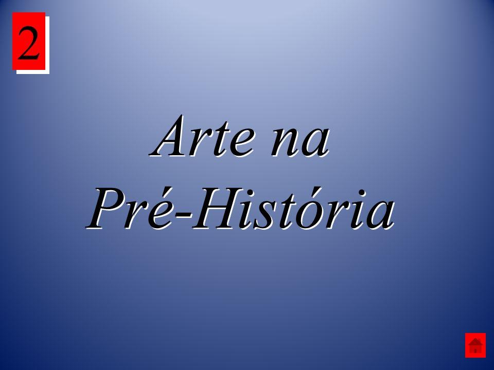 2 Arte na Pré-História