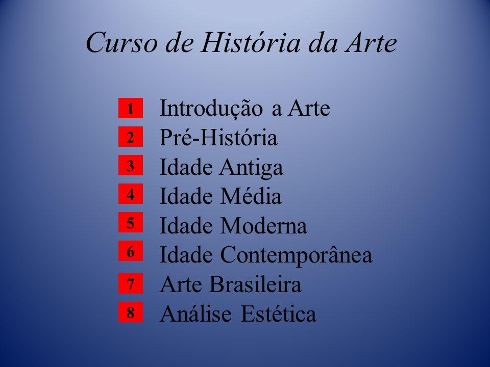 Curso de História da Arte