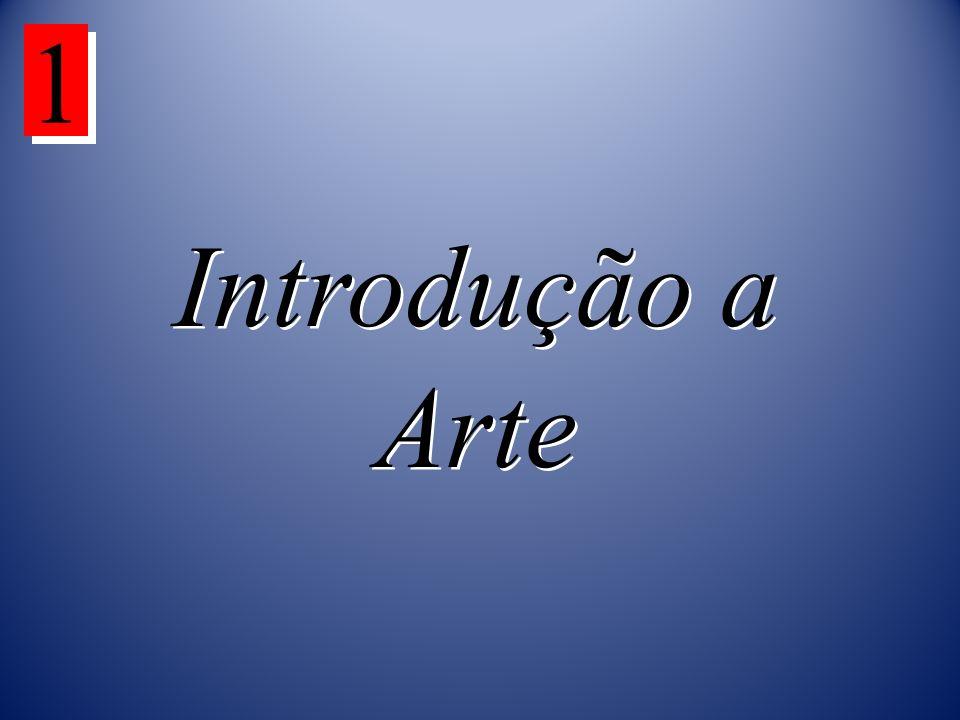 1 Introdução a Arte