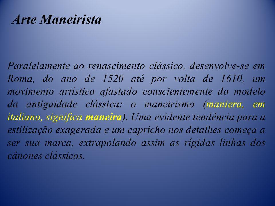 Arte Maneirista