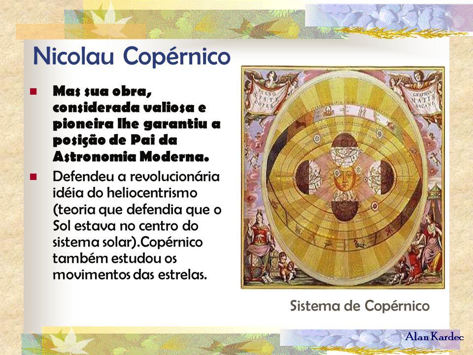 Nicolau Copérnico Sistema de Copérnico