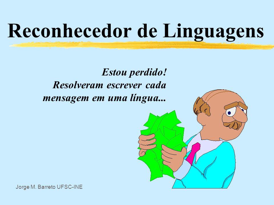 Reconhecedor de Linguagens