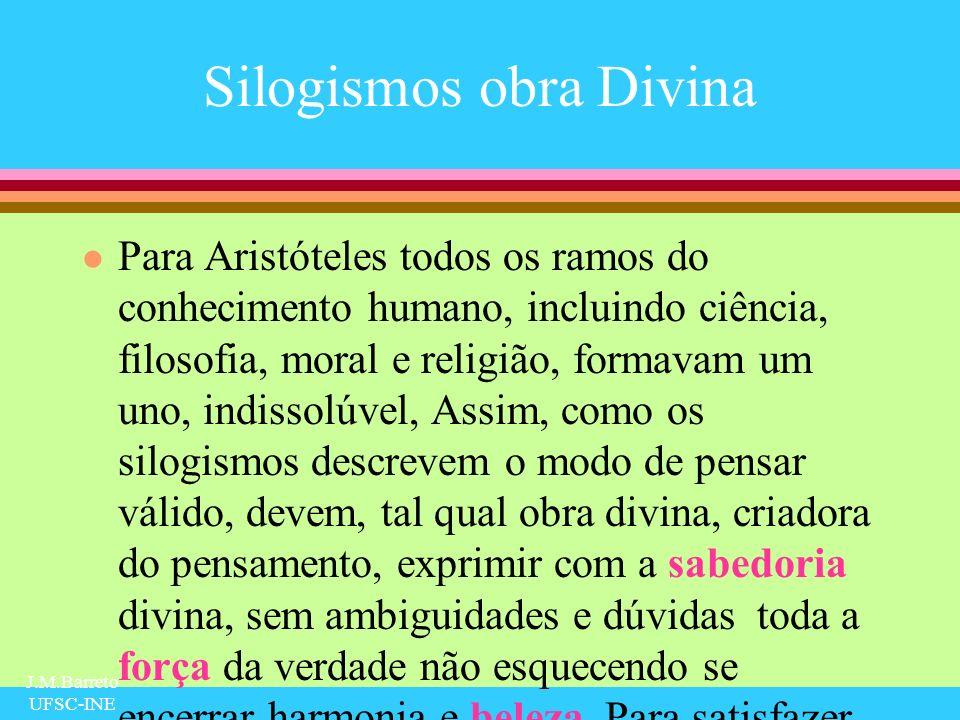 Silogismos obra Divina