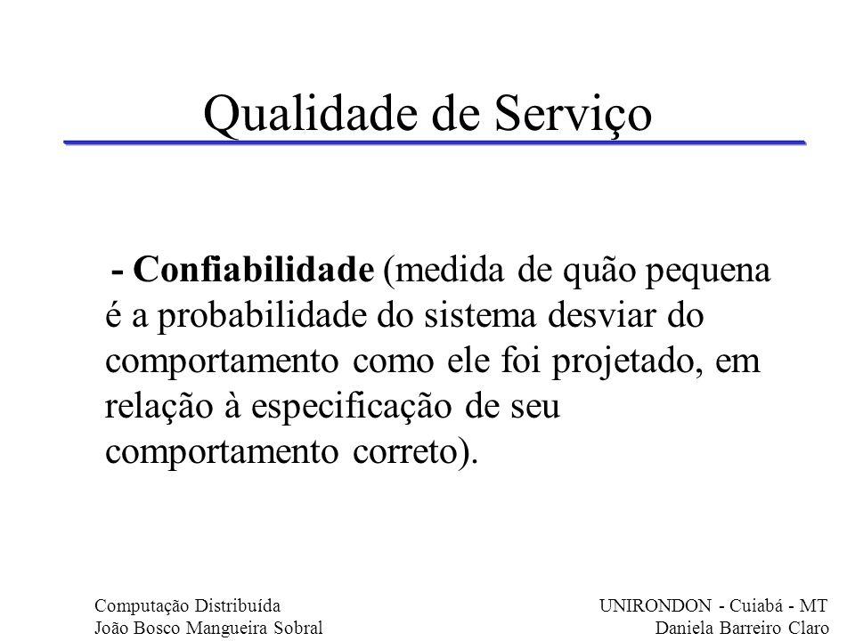 Qualidade de Serviço