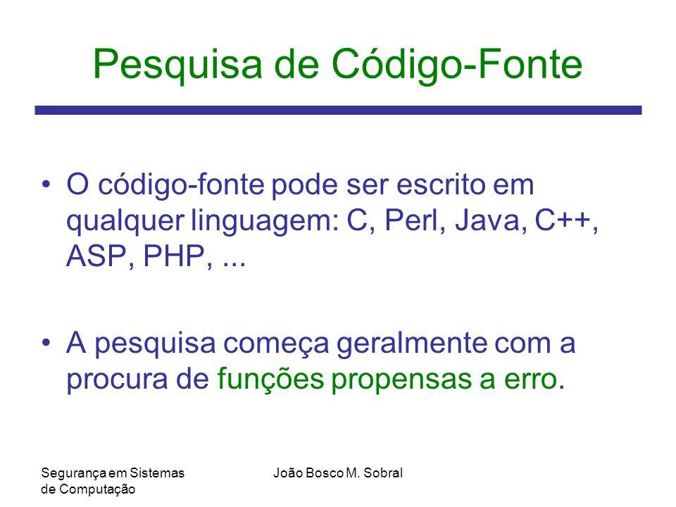 Pesquisa de Código-Fonte