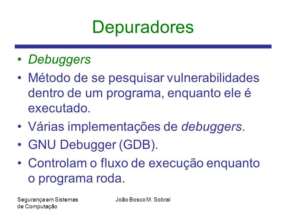 Depuradores Debuggers
