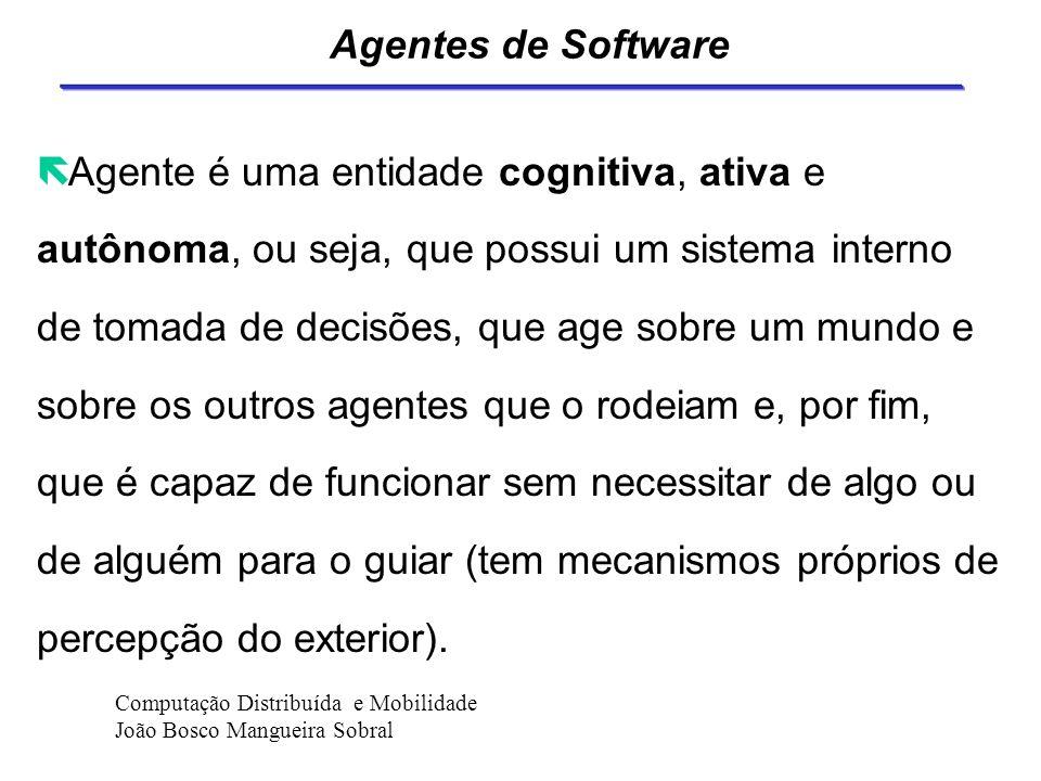 Agentes de Software