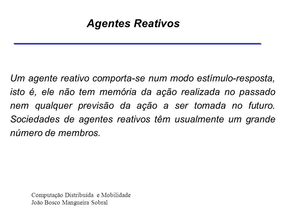 Agentes Reativos