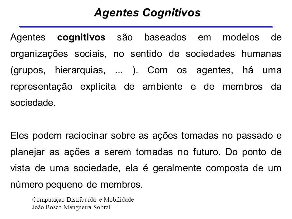 Agentes Cognitivos