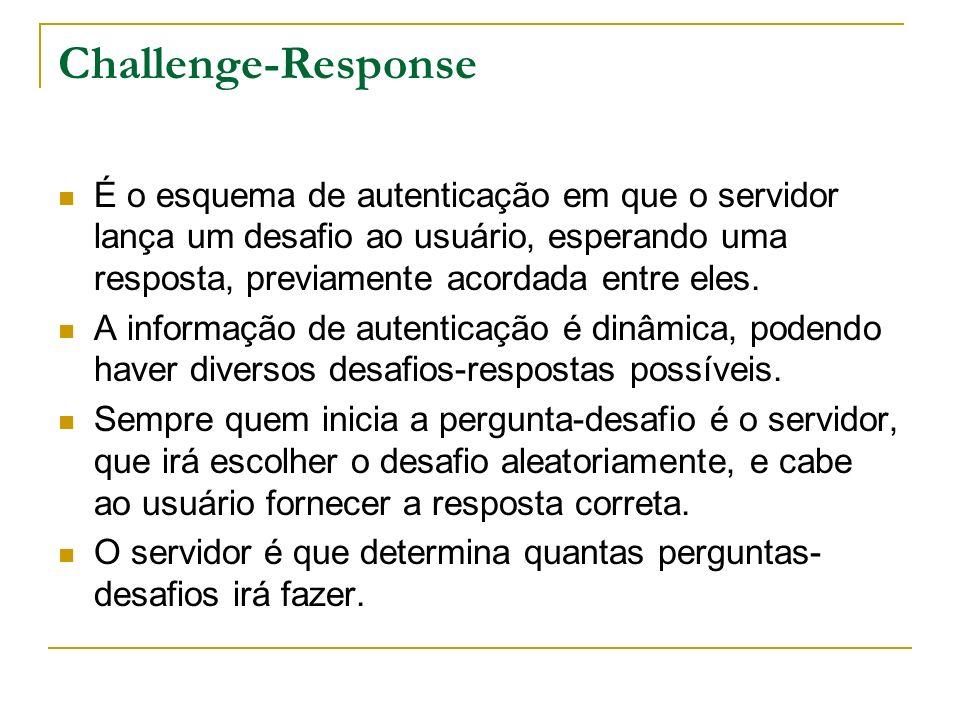 Challenge-Response
