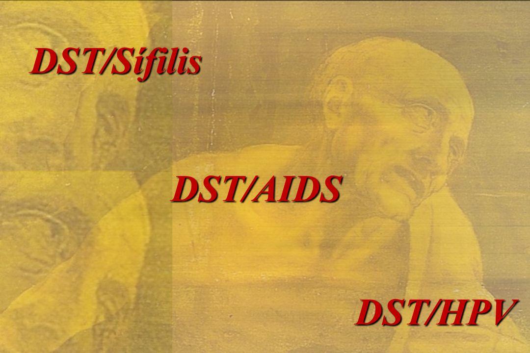 DST/Sífilis DST/AIDS DST/HPV