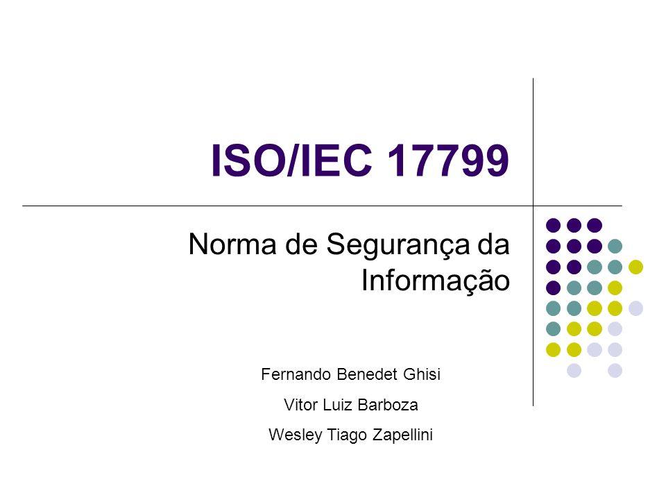Norma de Segurança da Informação