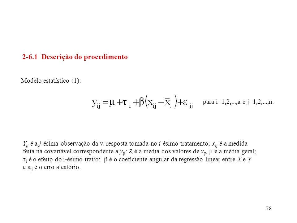2-6.1 Descrição do procedimento