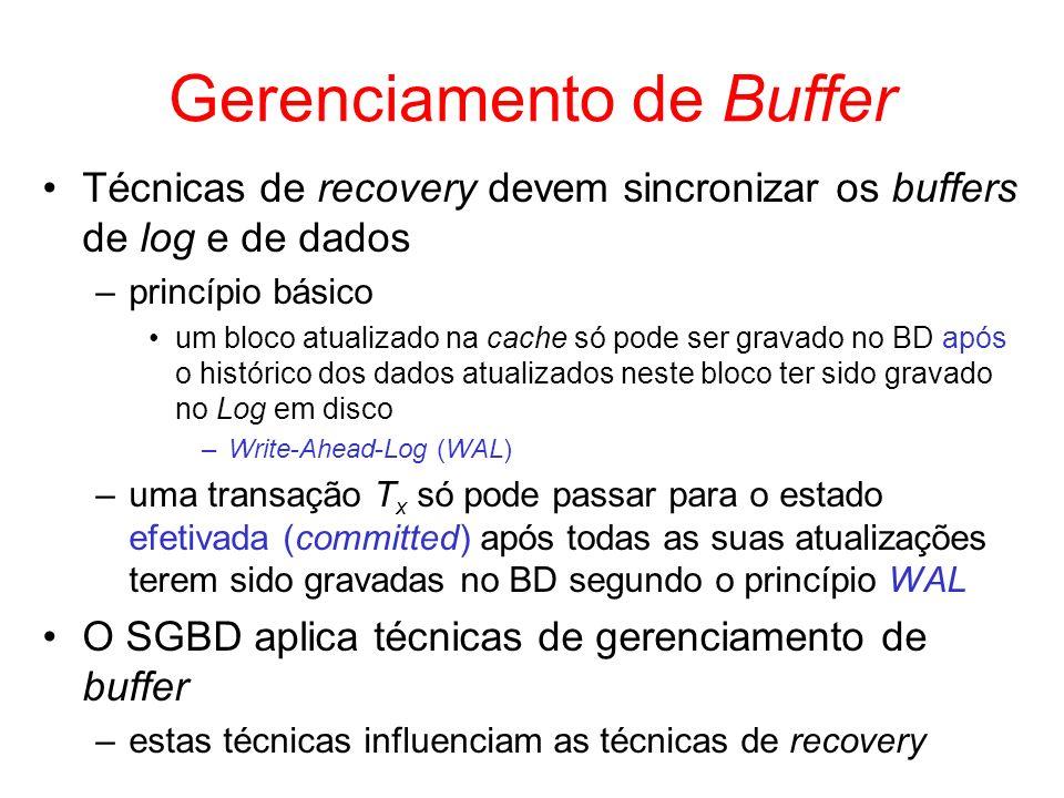 Gerenciamento de Buffer