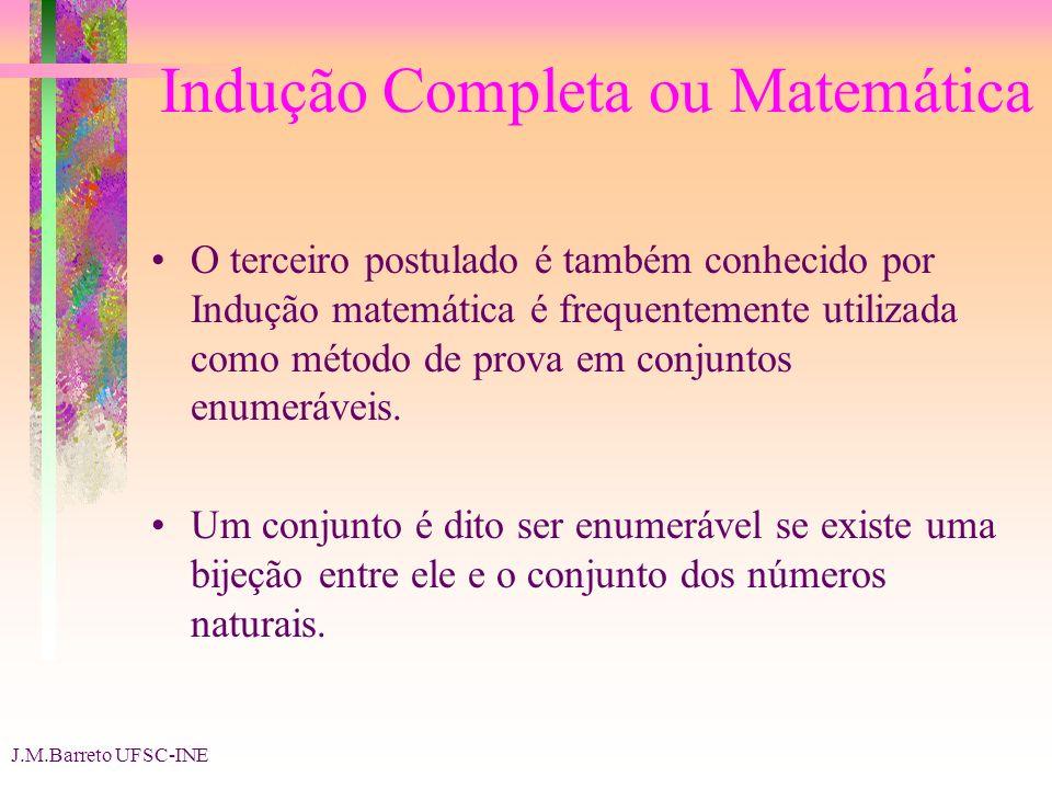 Indução Completa ou Matemática