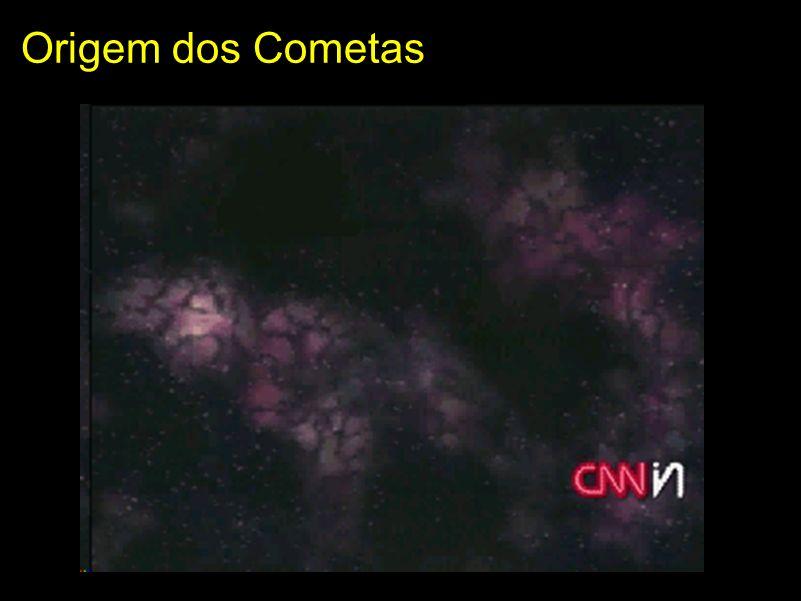 Origem dos Cometas