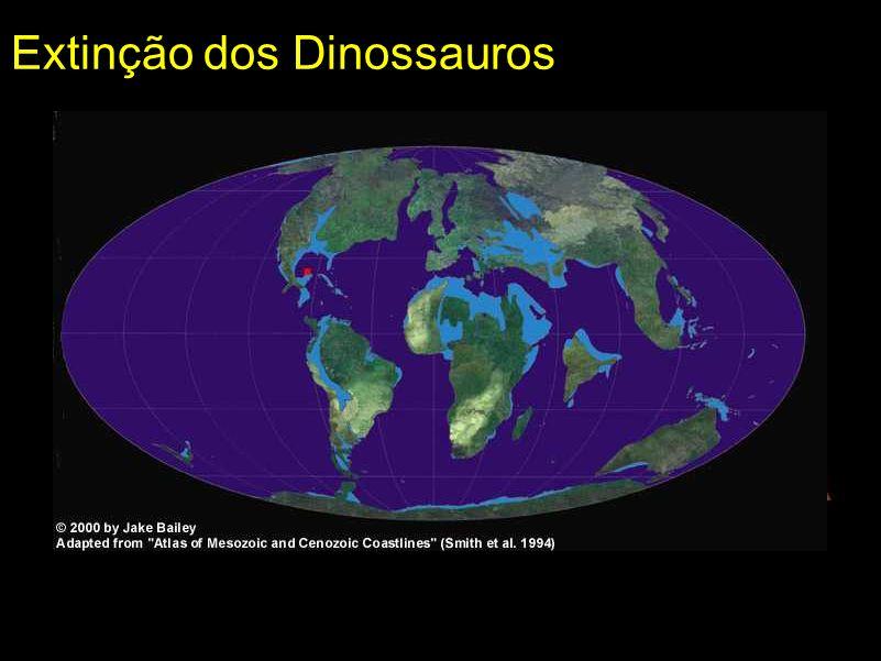 Extinção dos Dinossauros