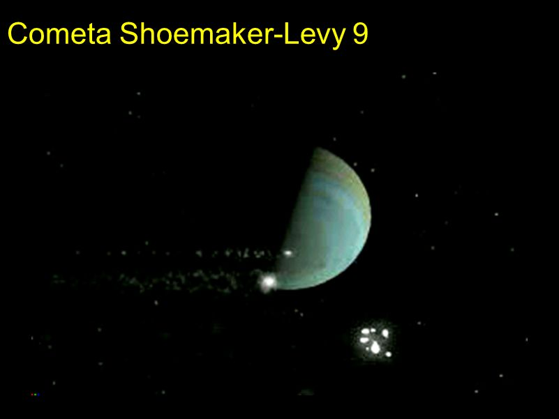 Cometa Shoemaker-Levy 9