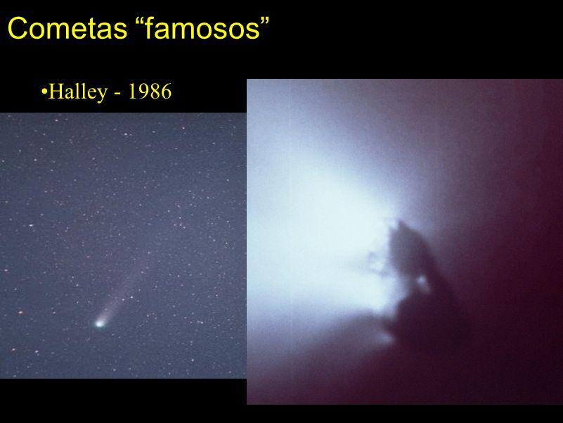 Cometas famosos cda •Halley - 1986