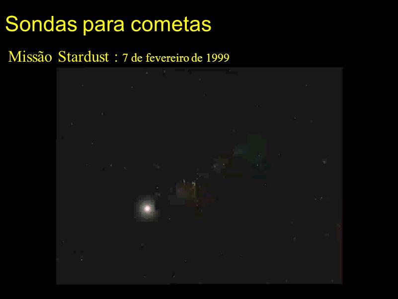 Missão Stardust : 7 de fevereiro de 1999