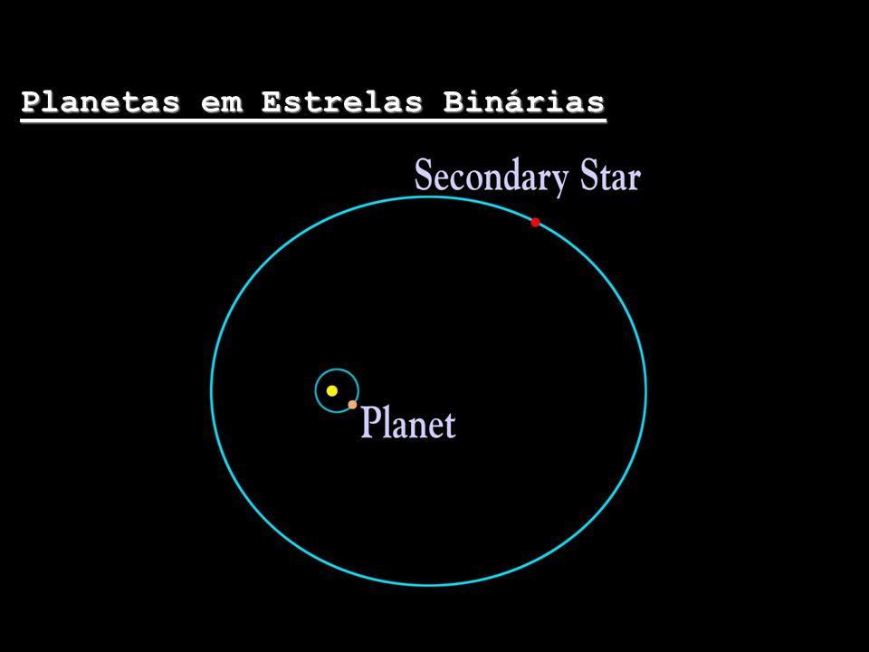 Planetas em Estrelas Binárias