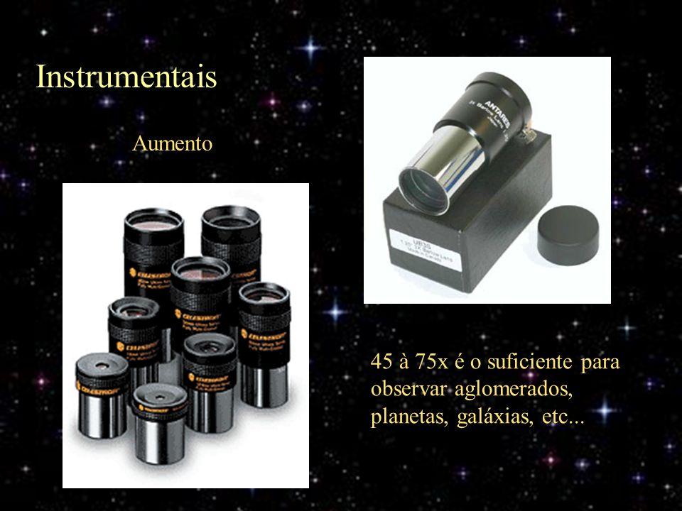 Instrumentais Aumento