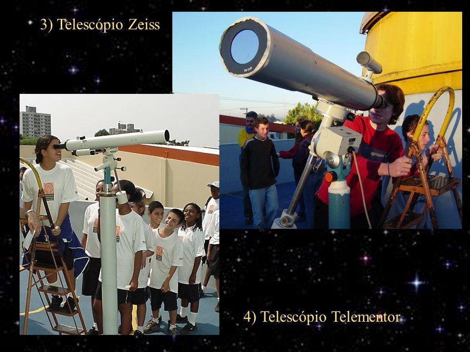 4) Telescópio Telementor