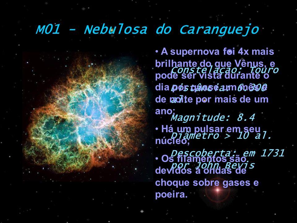 M01 - Nebulosa do Caranguejo