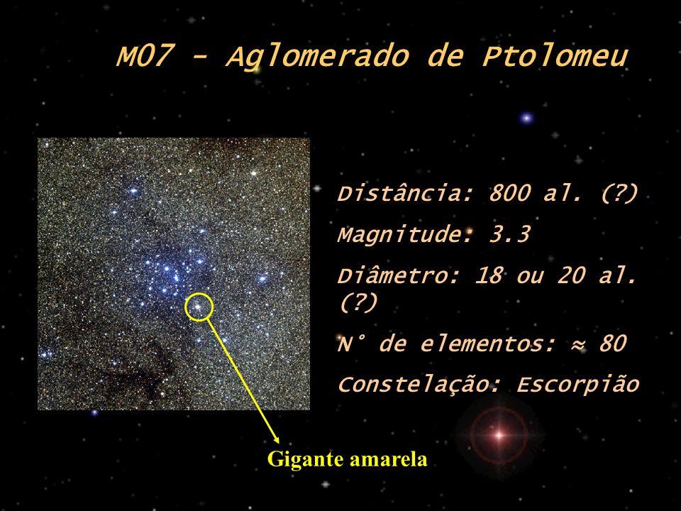 M07 - Aglomerado de Ptolomeu