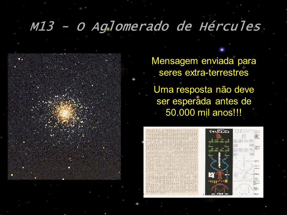 M13 - O Aglomerado de Hércules