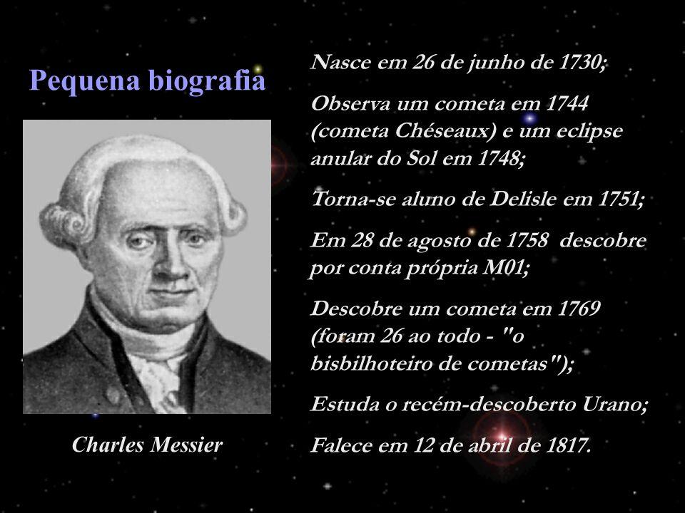 Pequena biografia Nasce em 26 de junho de 1730;
