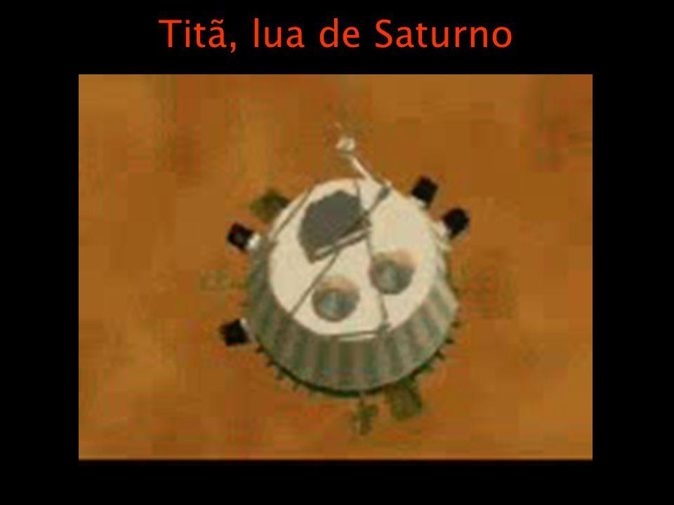 Titã, lua de Saturno