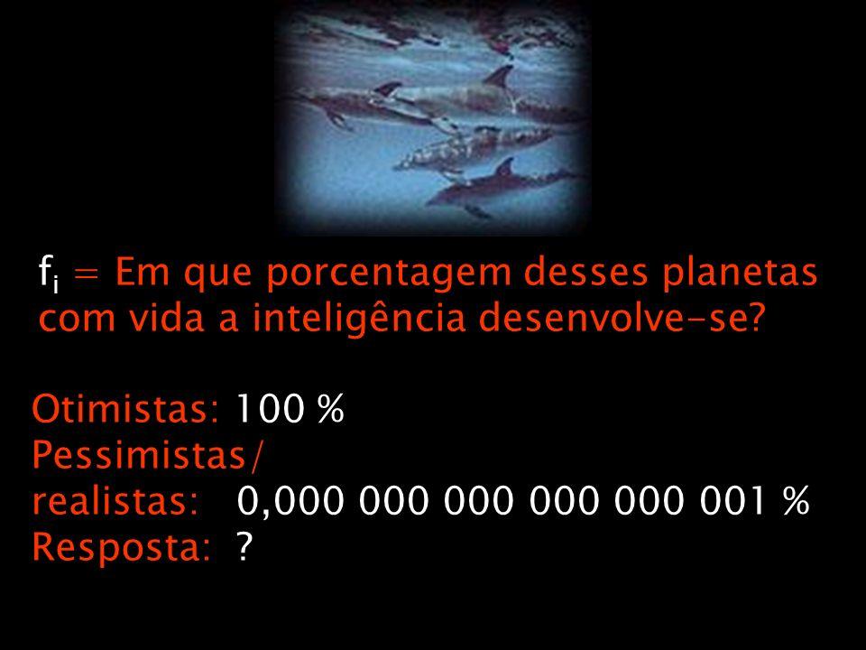fi = Em que porcentagem desses planetas