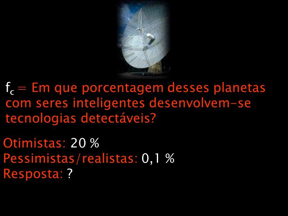 fc = Em que porcentagem desses planetas