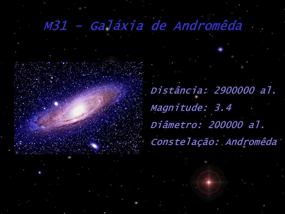 M31 - Galáxia de Andromêda