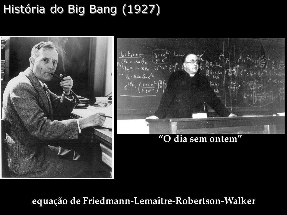 equação de Friedmann-Lemaître-Robertson-Walker