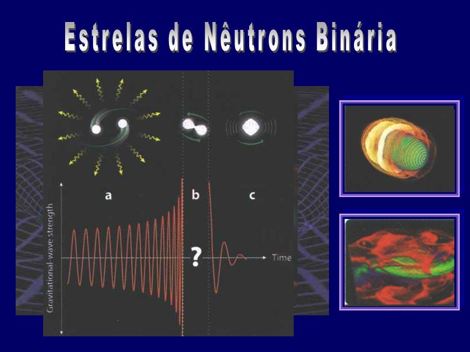 Estrelas de Nêutrons Binária