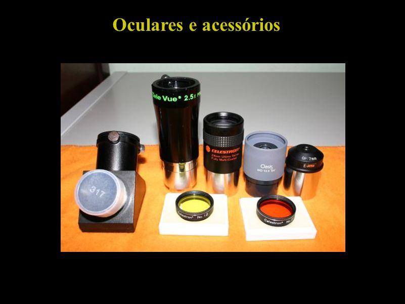 Oculares e acessórios
