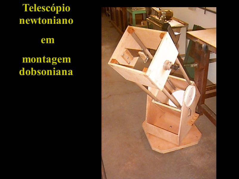 Telescópio newtoniano