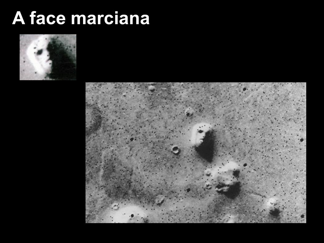 A face marciana 38