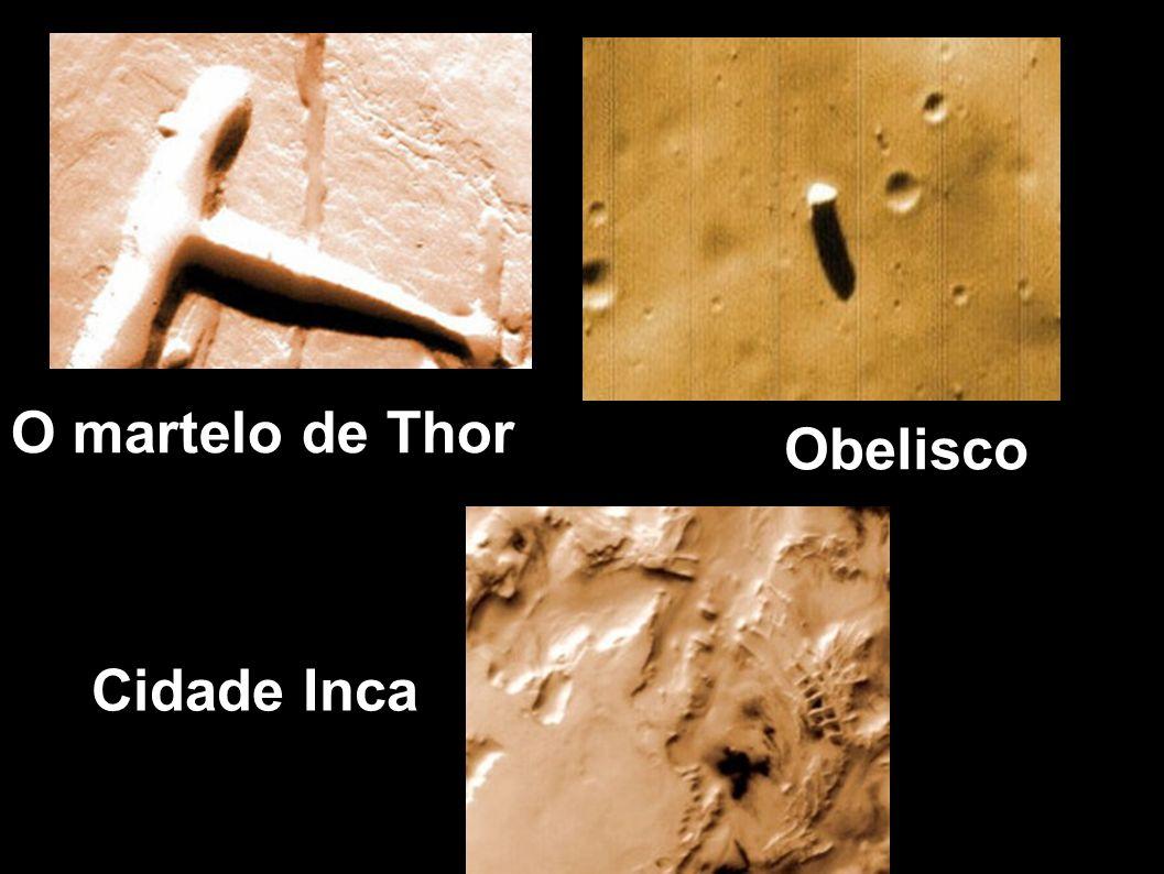 O martelo de Thor Obelisco Cidade Inca 44