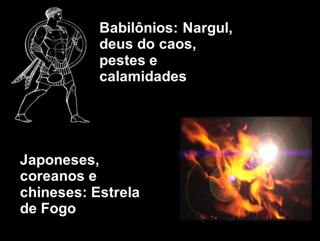 Babilônios: Nargul, deus do caos, pestes e calamidades
