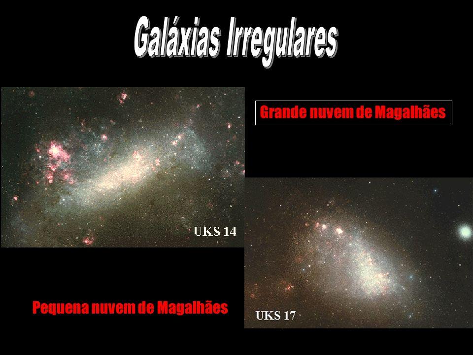 Galáxias Irregulares Grande nuvem de Magalhães